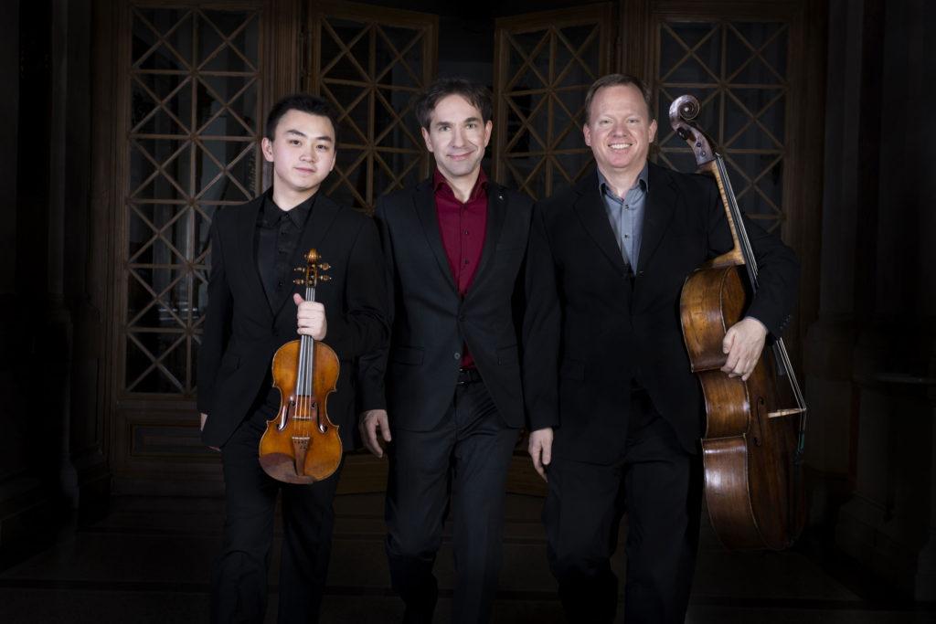 Altenberg Trio Wien © Nancy Horowitz