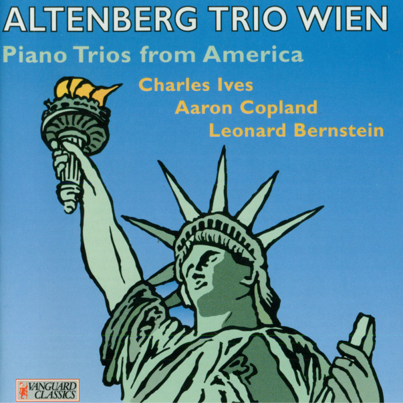AltenbergTrio, CD Amerika cd99172