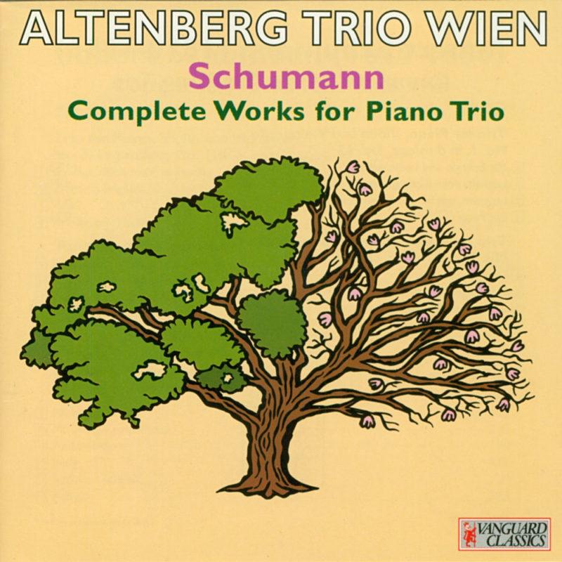 AltenbergTrio, CD Schumann cd99190