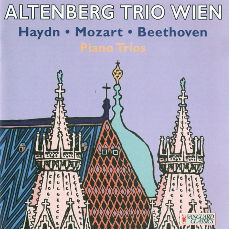 AltenbergTrio, CD Haydn, Mozart, Beethoven cd99192