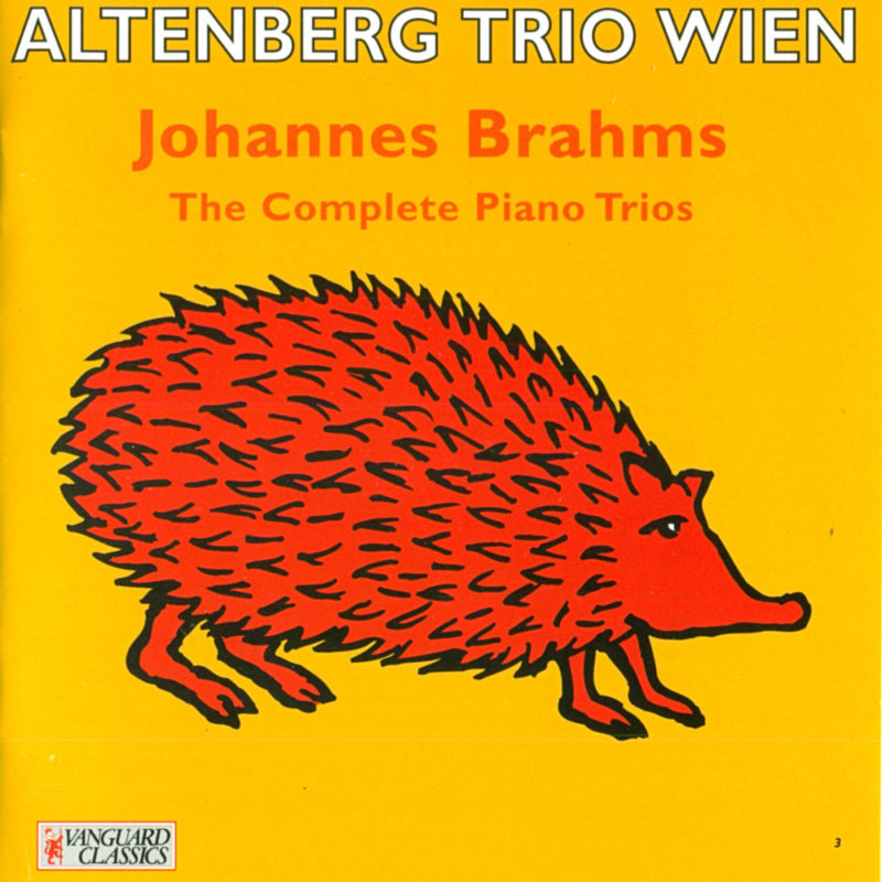 AltenbergTrio, CD Brahms cd99211