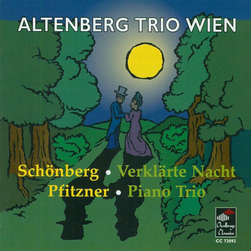 AltenbergTrio, CD Pfitzner, Schönberg SACC72092